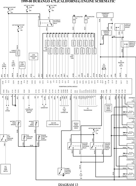 2002 durango headlight switch wiring diagram 28 images