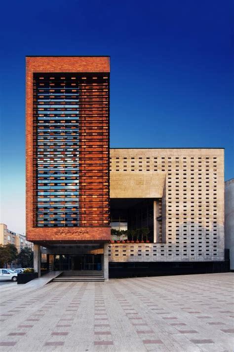 qazvin gas company office building iran 3 e architect 169 parham taghioff