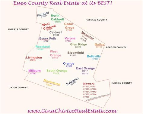 Essex County Nj Property Records County Essex Estate In Real