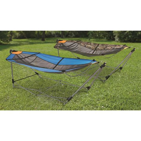 mac sports portable hammock with canopy 668033 hammocks