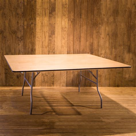 table rentals houston 72 x72 square table rental houston peerless events and tents