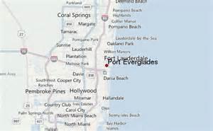 port everglades florida map port everglades location guide