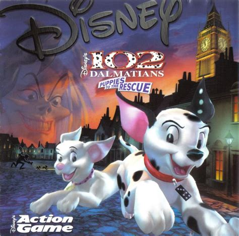 102 dalmatians puppies to the rescue disney s 102 dalmatians puppies to the rescue 2000 dreamcast box cover mobygames