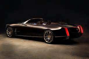 The Cadillac New Cadillac Ciel 4 Door Convertible Concept Wows Pebble