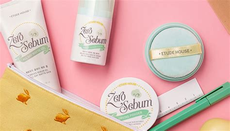Harga Innisfree Zero Sebum etude house zero sebum line memorable days