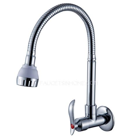 cheap rotatable wall mount kitchen faucet for sale