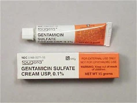 Salep Gentamicin Obat Apa dosis obat gentamicin salep kulit gentamicin