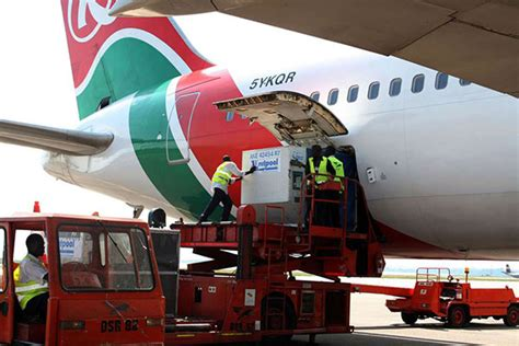 is kenya losing its air freight edge to the east