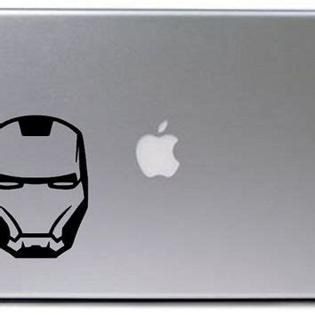 Printing Macbook Avanger best ironman stickers products on wanelo