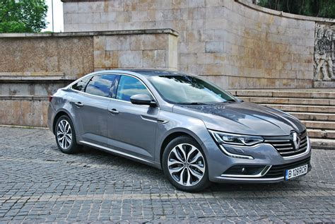 2016 Renault Talisman Driven Is It A Player In Mid Size
