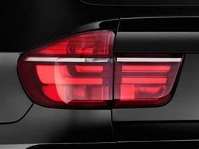 bmw x5 e70 07 10 led smoked rear ls lights pair