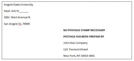 How To Mail A Letter In Same State