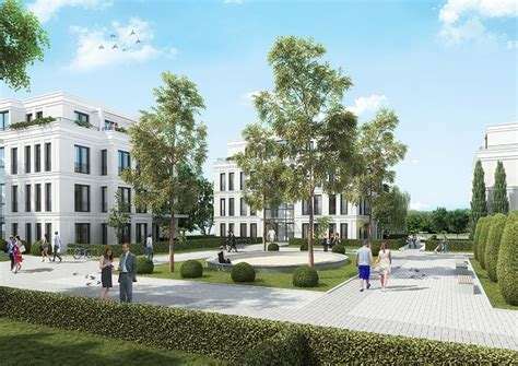 renderings architektur architekturvisualisierung berlin hirschgartenufer