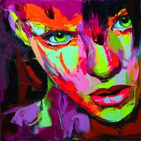 colorful painting index of images 2013 02 explosive colorful portraits