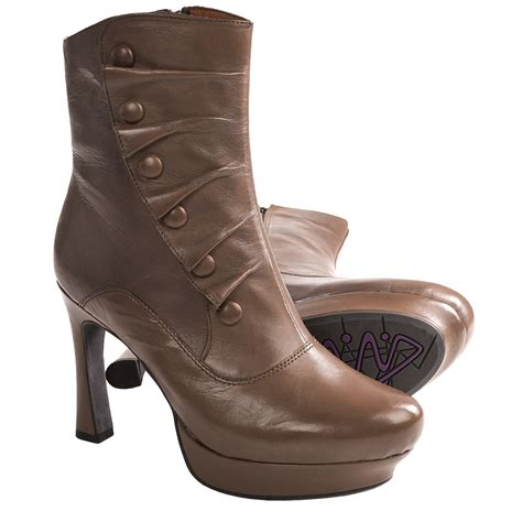 earthies boots earthies ferrara boots leather for save 77