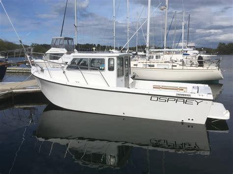 osprey fishing boat for sale uk osprey boats for sale boats