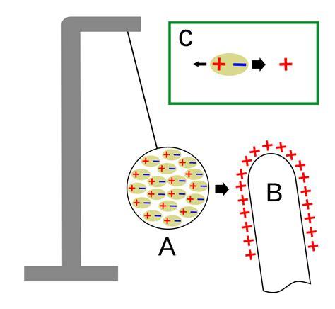 electroscope diagram file pith electroscope operating principle svg