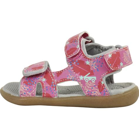 see run sandals see run toddler s makena sandals shoes