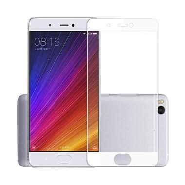 Xiaomi Mi 5 Tempered Glassanti Gores Kaca Clear Screen Guard jual pelindung layar xiaomi redmi 4 prime harga promo