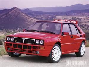 Lancia Hf Delta Integrale 1993 Lancia Delta Hf Integrale Evoluzione European Car