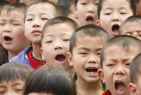 china millions  left  children continue  pose social challenge