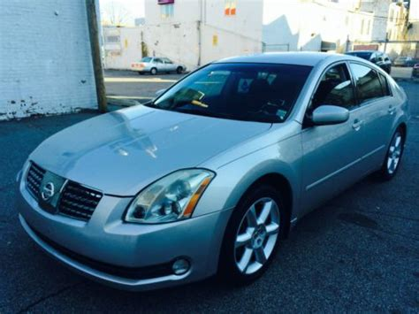 how things work cars 2007 nissan maxima electronic valve timing purchase new 2006 nissan maxima se sedan 4 door 3 5l clean carfax perfect condition in brooklyn