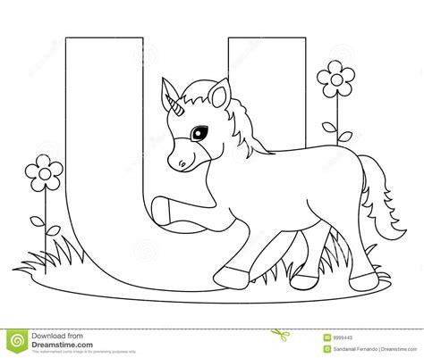 animal alphabet u stock photo image 8440040 animal alphabet u coloring page stock photos image 9999443