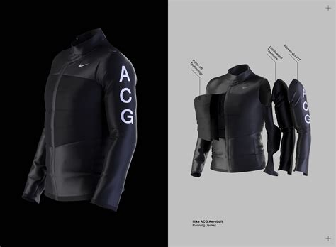 design clothes nike fashion design nike acg running collection concept