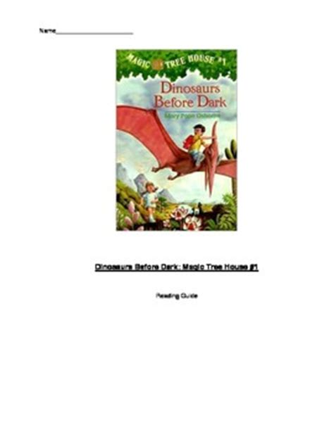 magic tree house reading level reading guide magic tree h by ag k 2 teachers pay teachers