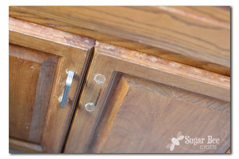 touch up kitchen cabinets touch up cabinet staining sugar bee crafts