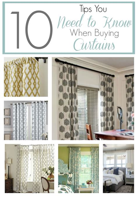 choosing drapes 10 tips on how to choose curtains