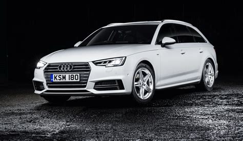 Audi A4 Versions by Allcarschannel Audi A4 Avant Now Available In 12