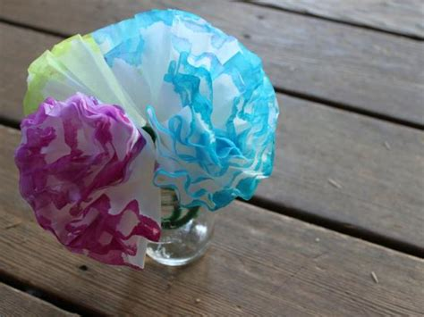 coffee filter crafts for coffee filter crafts guide patterns