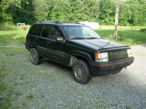 Jeep Grand Orvis Sell Used 1995 Jeep Grand Orvis Sport Utility 4