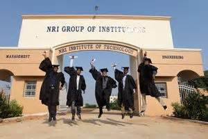Mba Colleges In Hyderabad Near Kukatpally by Nri Institute Of Technology In Kukatpally Hyderabad