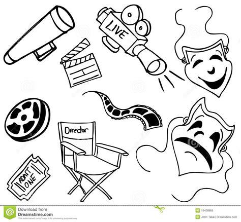 Item Doodles Royalty Free Stock Image Image 16438866