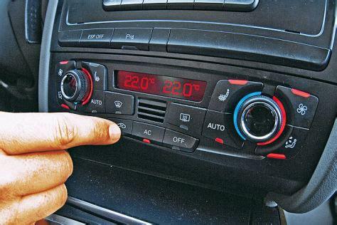 Klimaanlage Auto Wartung by Klimaanlage Im Auto Reinigung Wartung Funktion