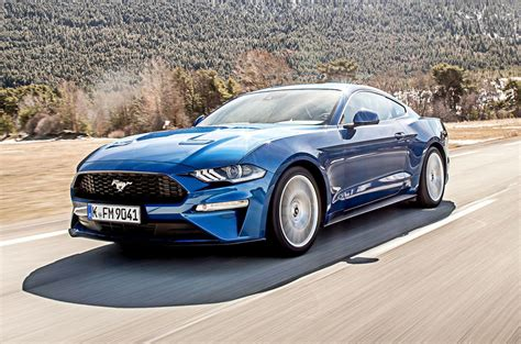 Ford Mustang 2 3 Ecoboost by Ford Mustang 2 3 Ecoboost Fastback Automatic 2018 Review
