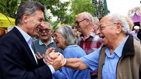 aumento pensiones no contributivas el3152016 gobierno mauricio macri con el nuevo aumento dispuesto por el gobierno los