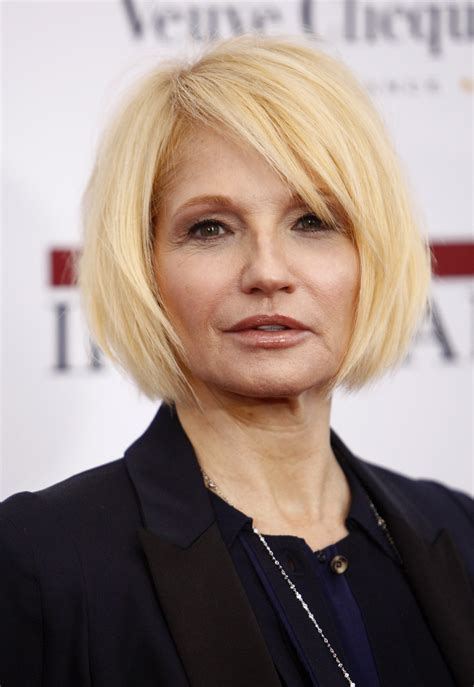 hairstyles for 60 year olds with oblong face hairstyles for 60 year old women with oval shaped face