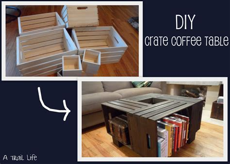 pdf diy diy crate coffee table diy