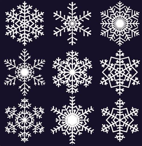 snowflake templates 25 best ideas about snowflake pattern on
