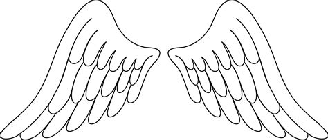 wings clip wings wing clip image clipartix wings