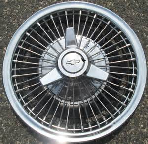 Chevrolet Wheel Covers 1964 Chevrolet Impala Wire Wheel Cover Classic Cars