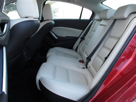 mazda 6 car seat leather 2014 萬事得 mazda6 gt photos cars photos test drives and