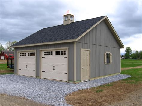 2 car garage 2 car garages nj amish mike