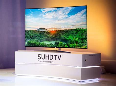 Televisi Samsung Android televisi tercanggih samsung ini nyaris tanpa bezel