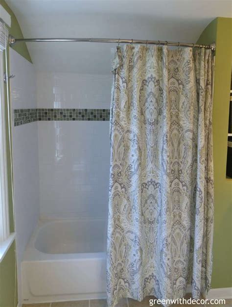 tj maxx shower curtains green with decor summer home tour part 2