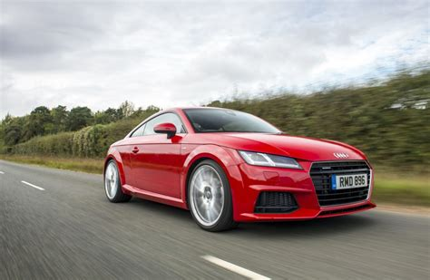Audi Tt Ps by Audi Tt Coupe 2 0 Tfsi 230 Ps S Line S Tronic Review Car