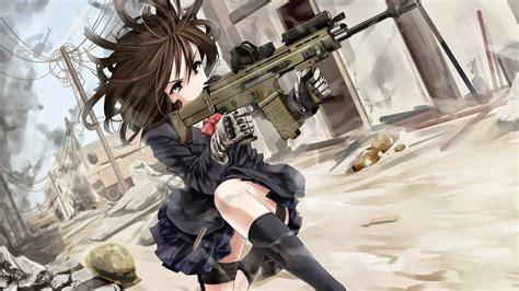 anime soldier girl wallpaper wallpapers anime wallpapers de excelente calidad